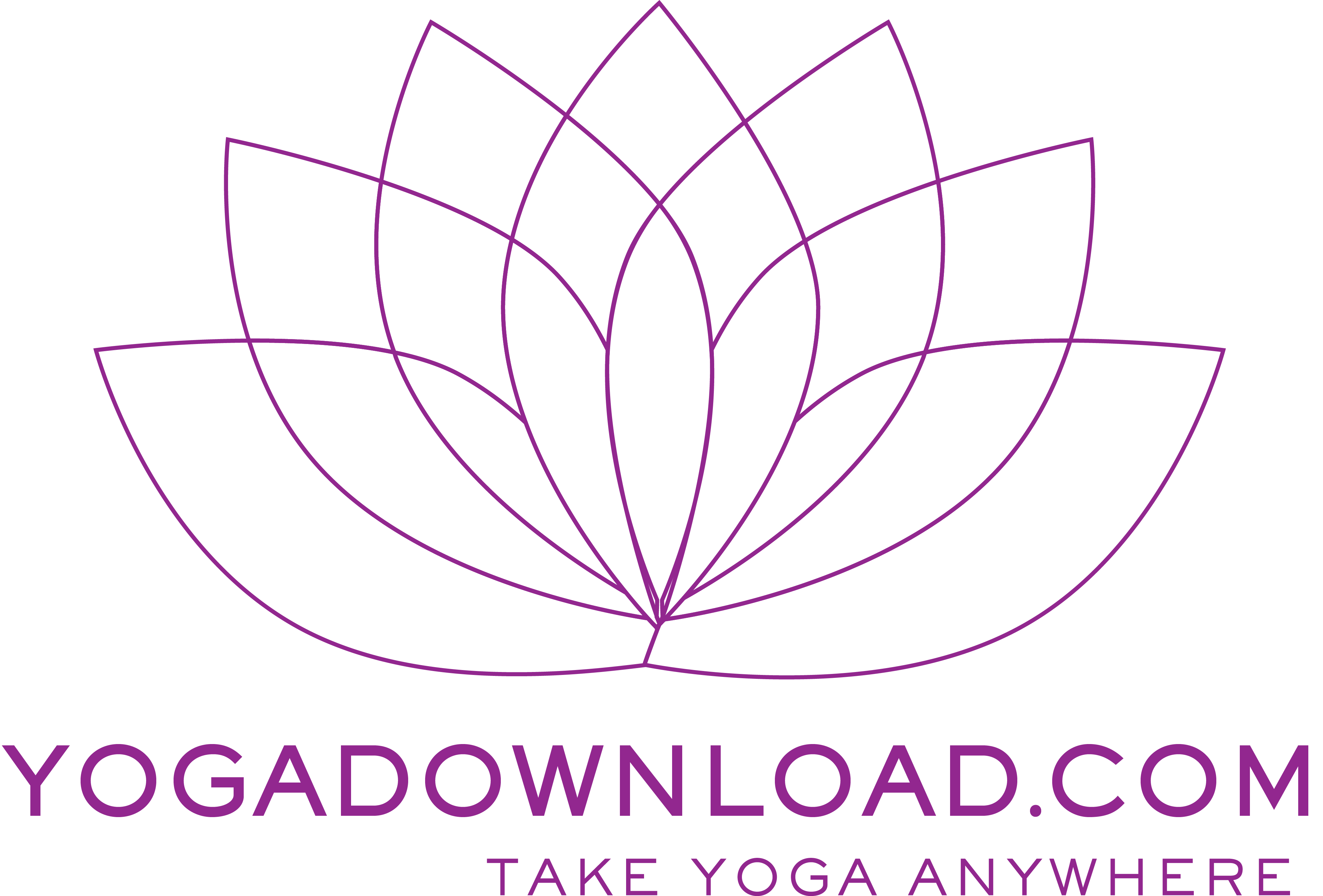 Yoga Download - Take Yoga Anywhere