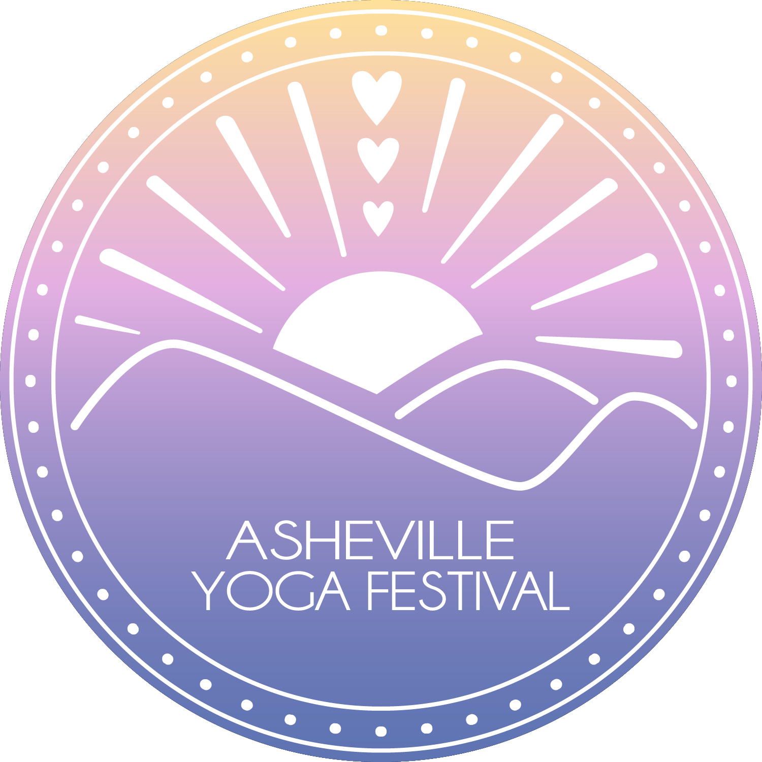 Asheville Yoga Festival - Love, Shine, Play